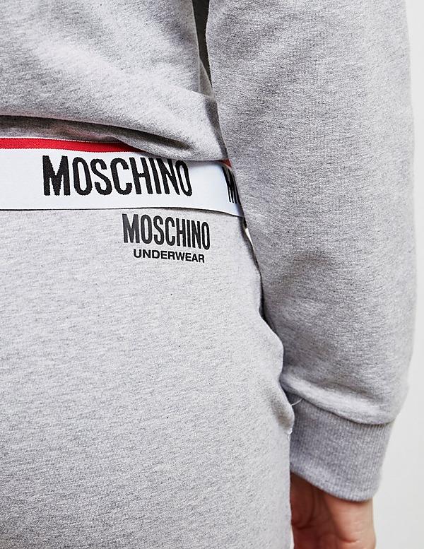 Moschino Tape Logo Track Pants