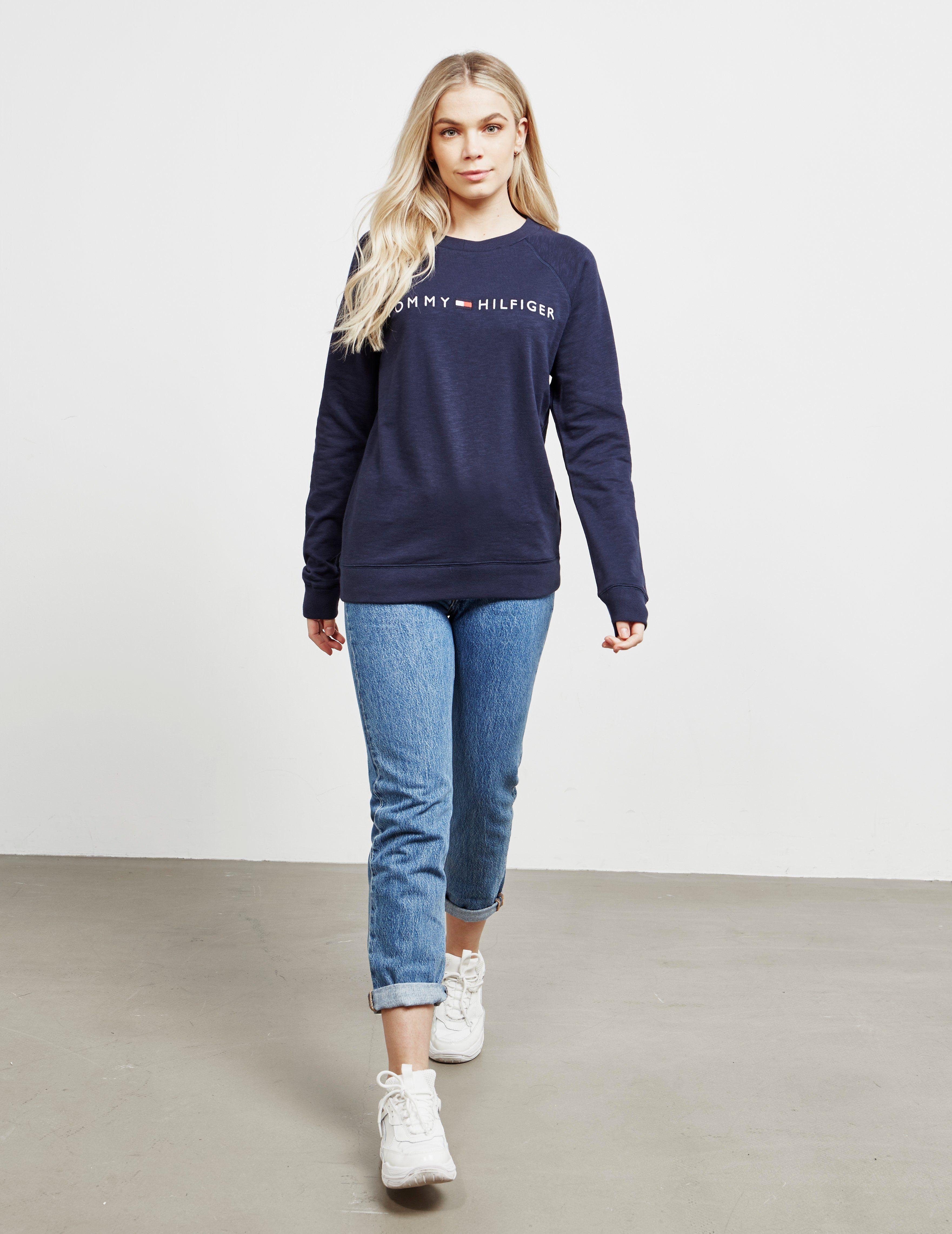 Tommy Hilfiger Origin Crew Sweatshirt