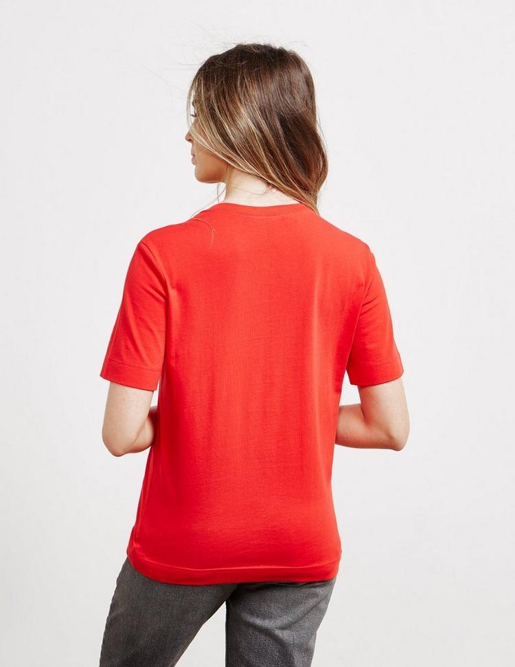 Love Moschino 100% Logo Short Sleeve T-Shirt