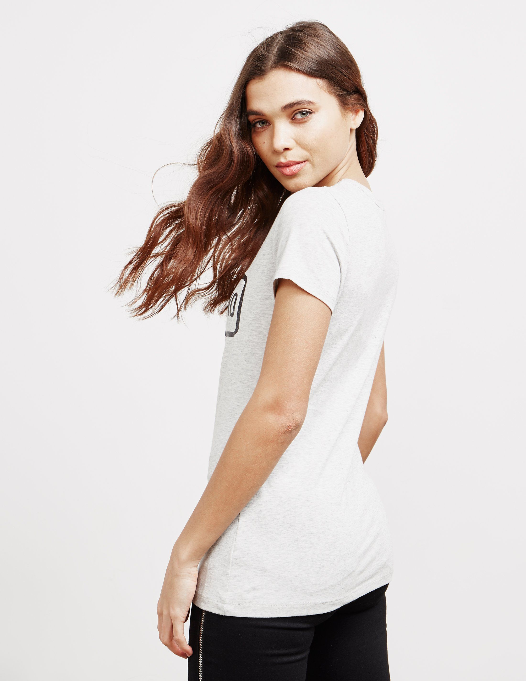 Love Moschino Box Heart Short Sleeve T-Shirt