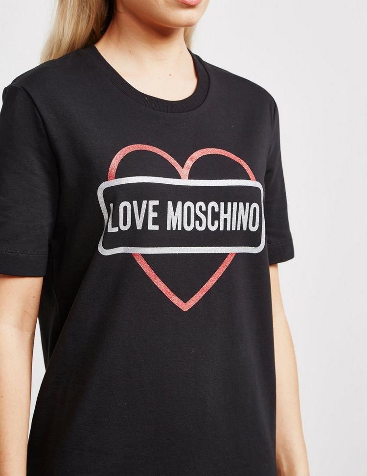 Love Moschino Box Heart Dress