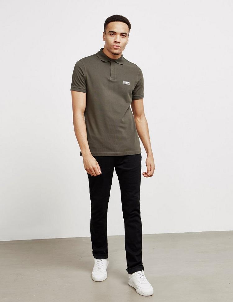 Barbour International Essential Short Sleeve Polo Shirt