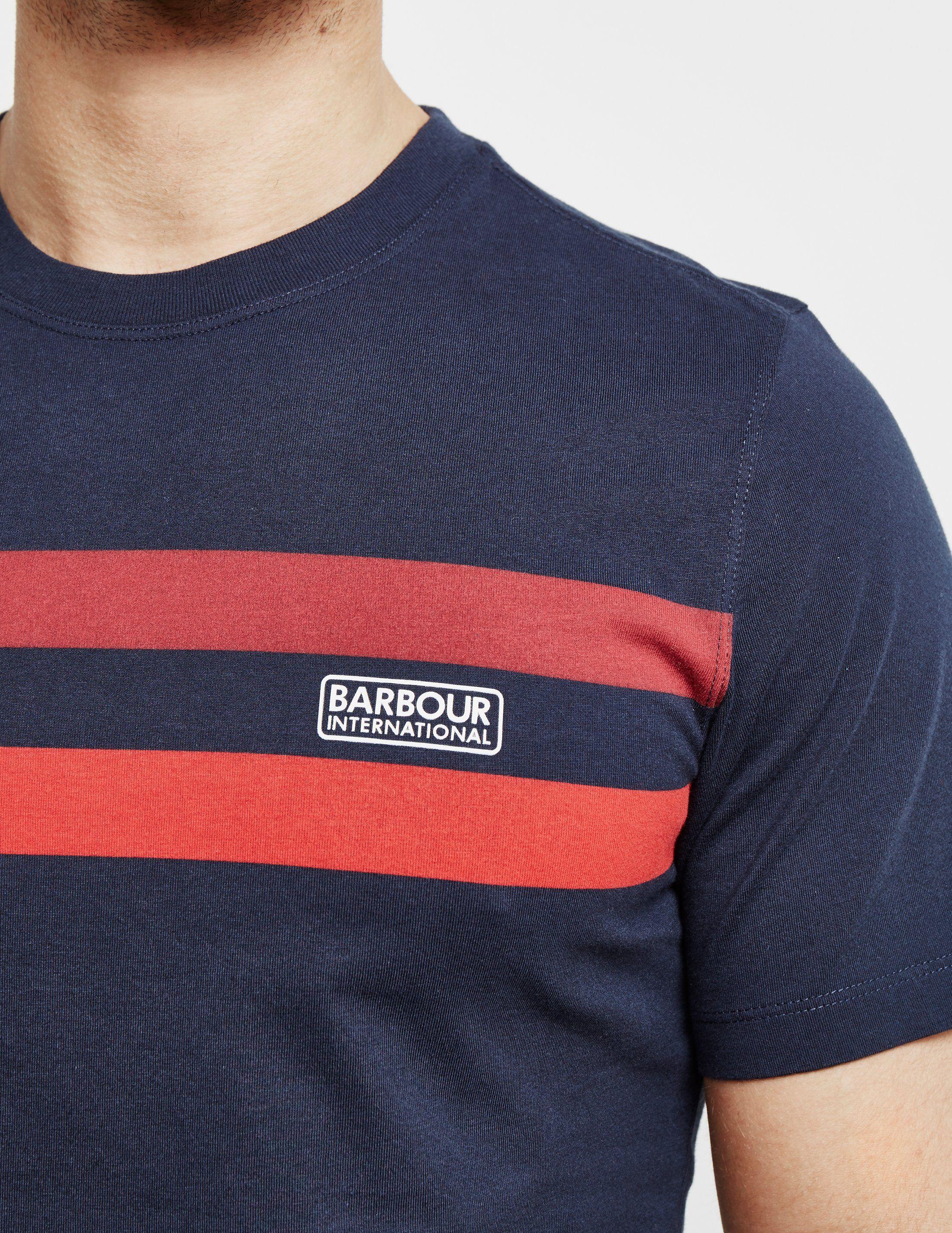 Barbour International Circuit Short Sleeve T-Shirt