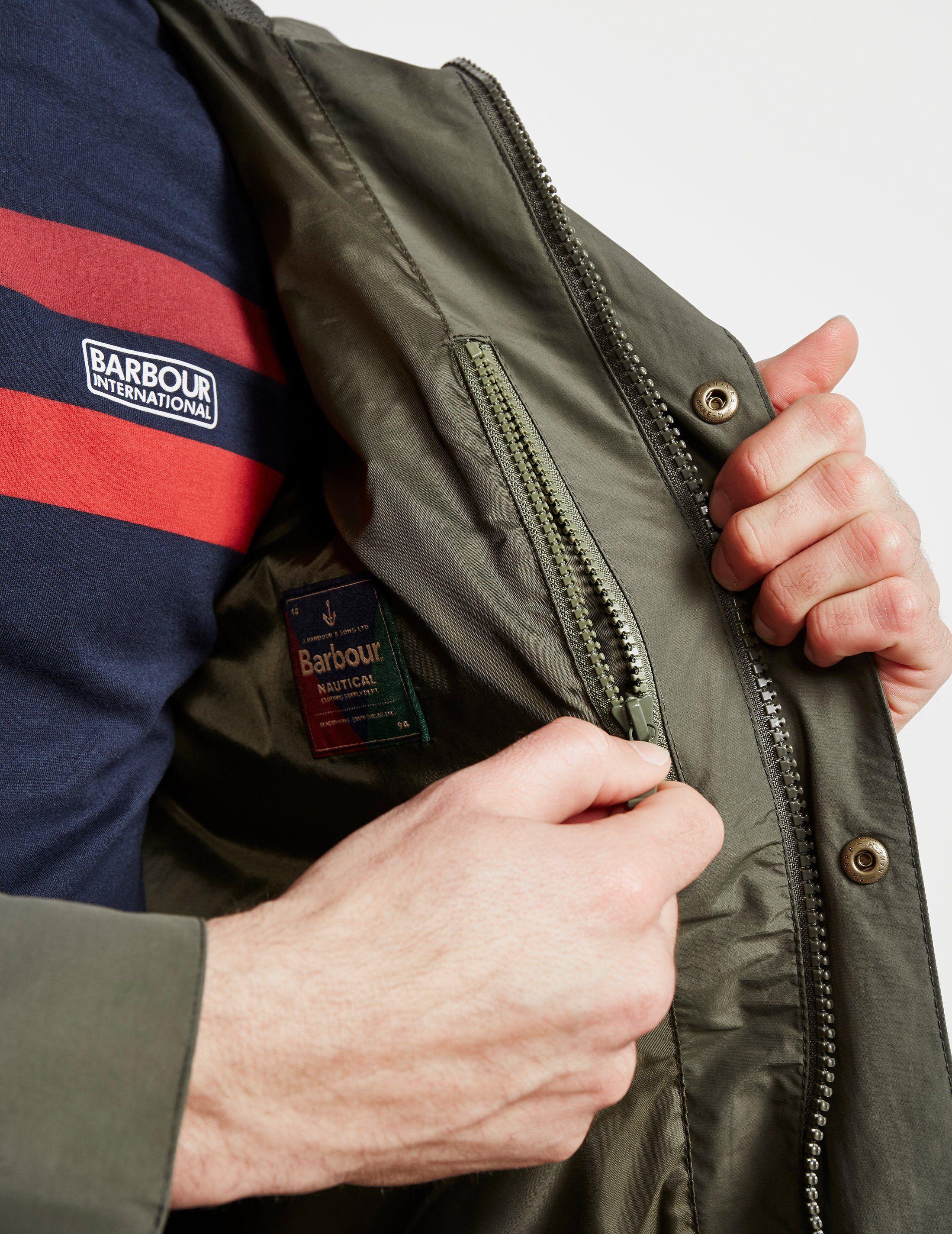 Barbour Hallow Lightweight Jacket - Online Exclusive