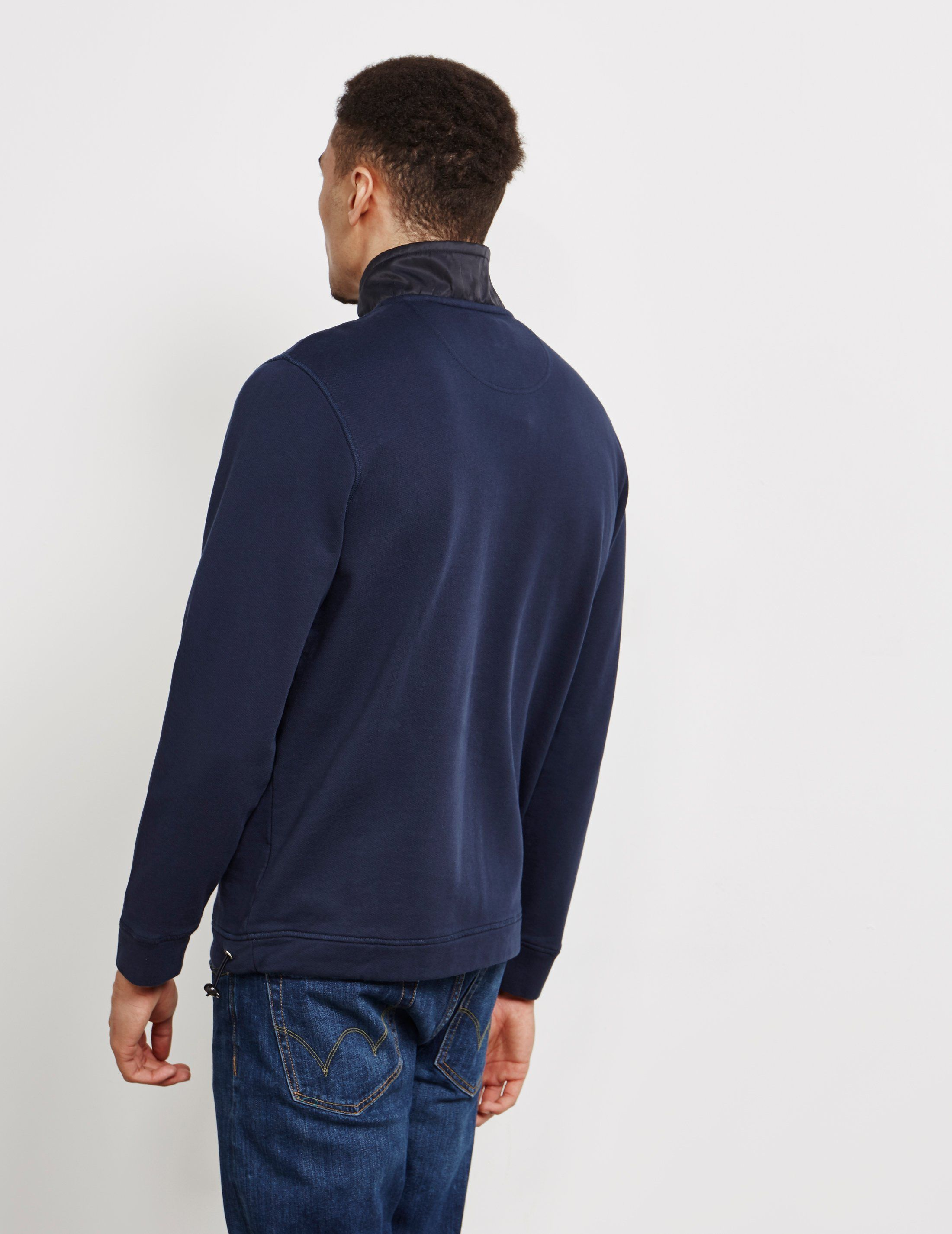 Barbour Seward Half Zip Sweatshirt
