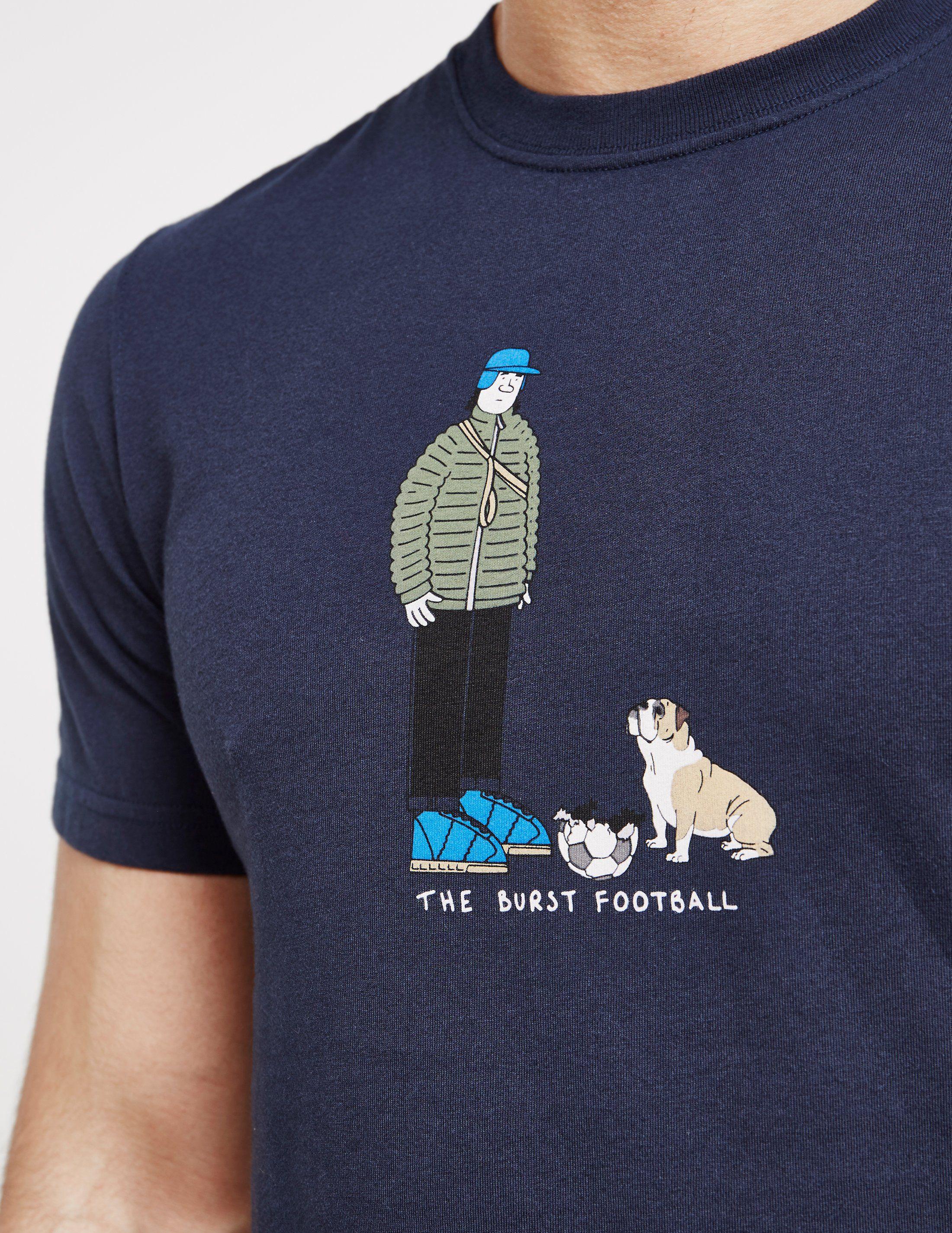 Barbour Josh Parky 2 Short Sleeve Graphic T-Shirt