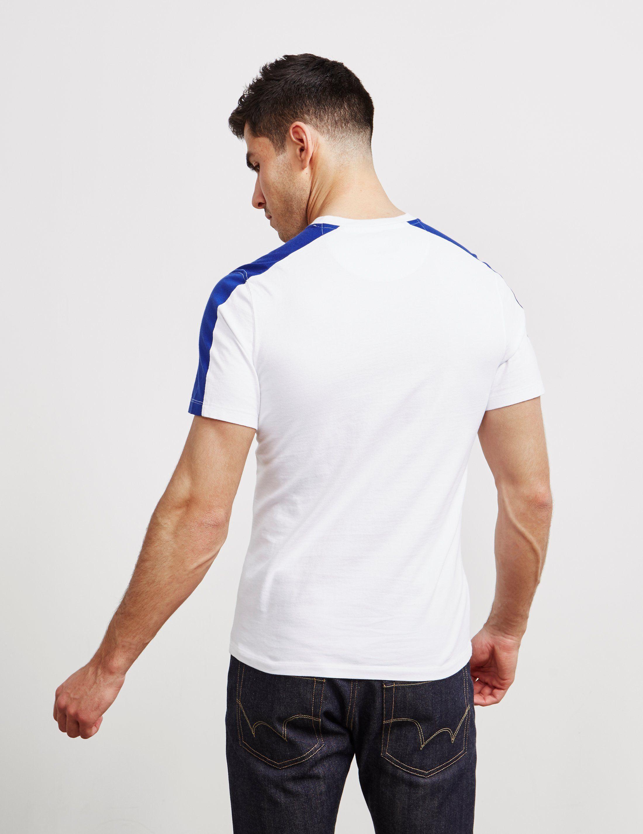 Barbour International Temp Panel Short Sleeve T-Shirt