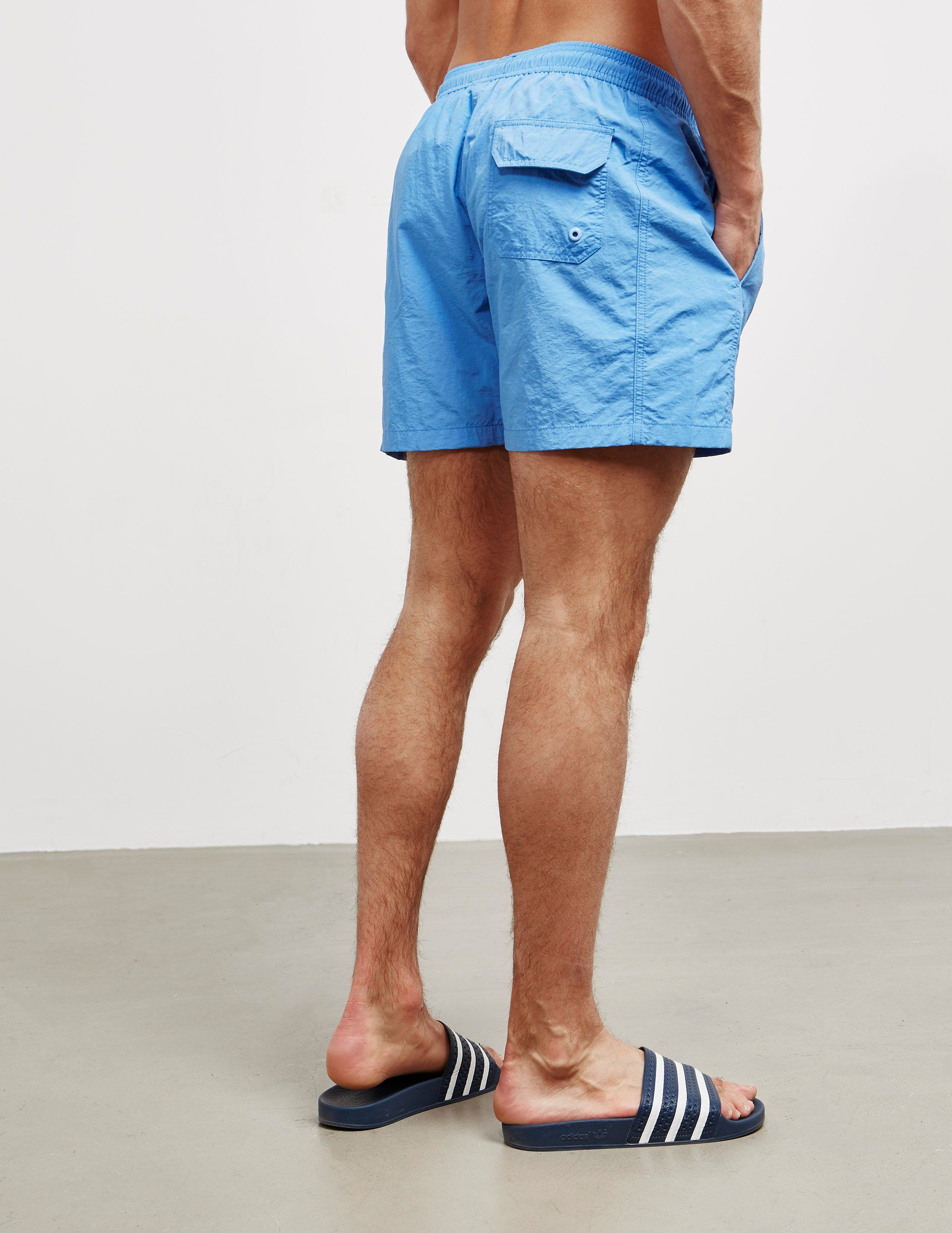Barbour International Logo Swim Shorts