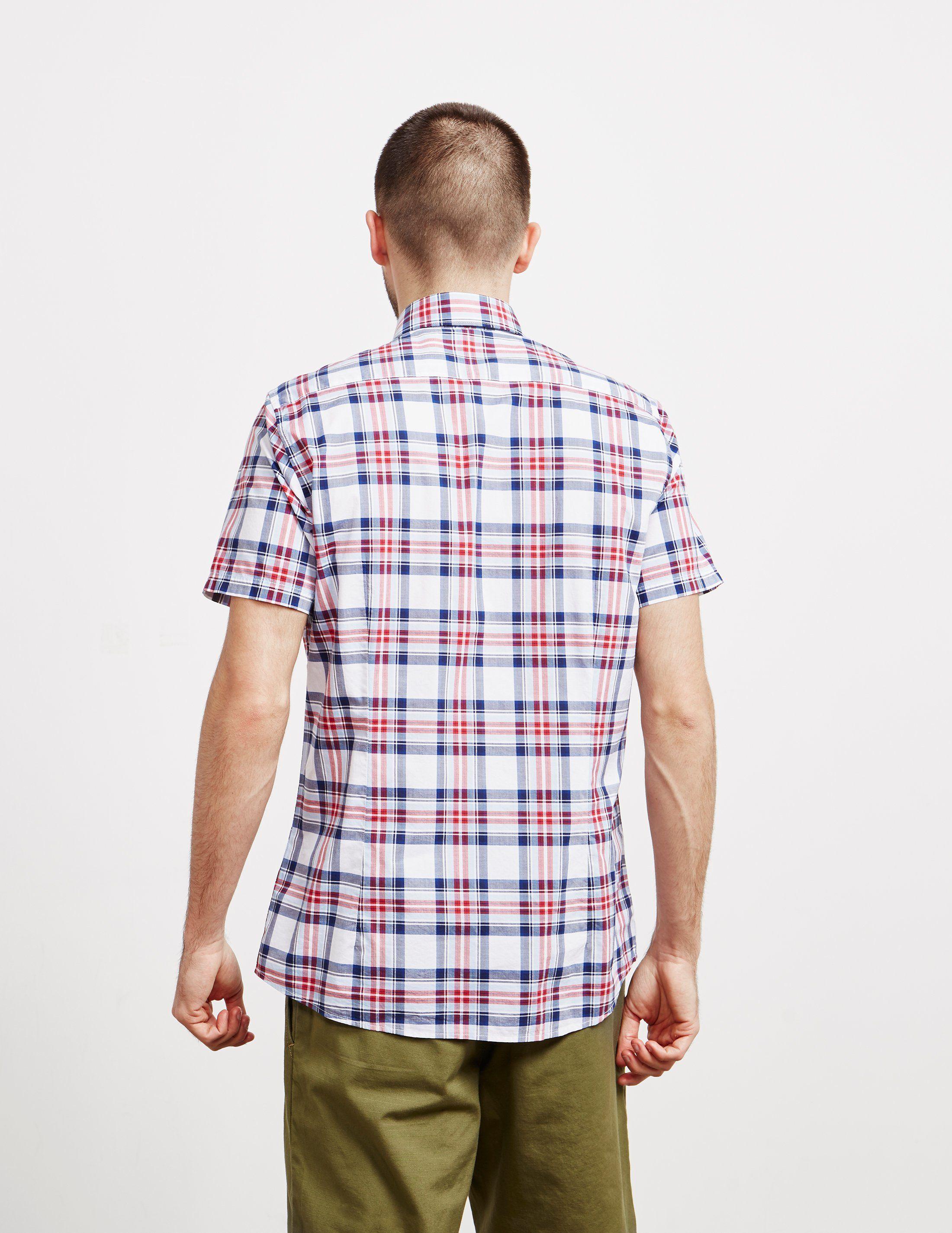 Barbour Short Sleeve Check Shirt