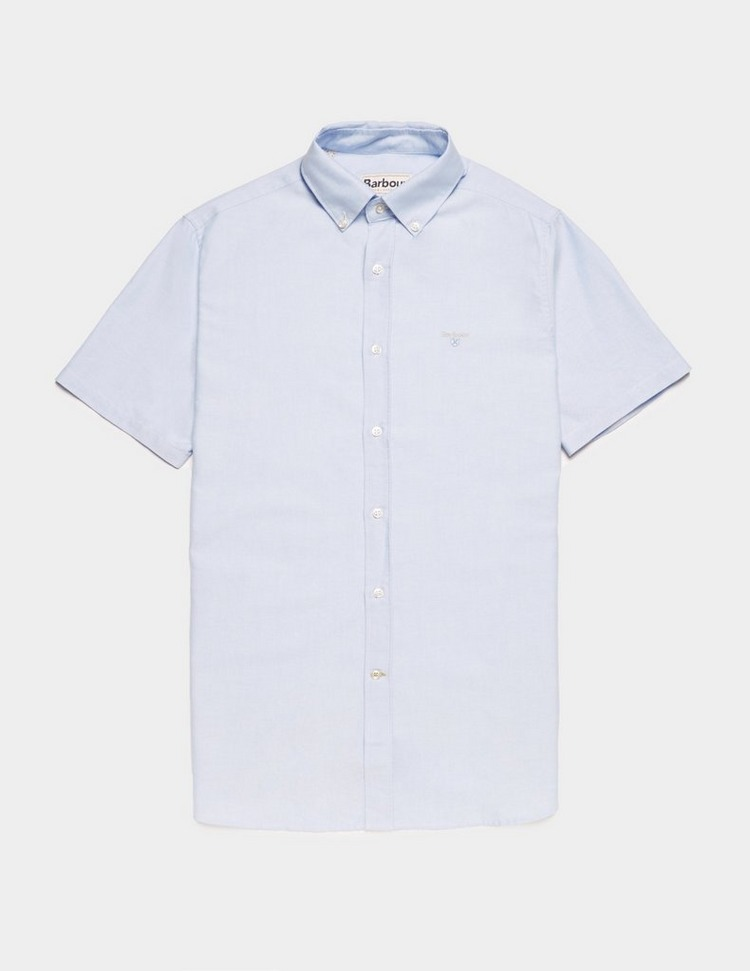 Barbour Oxford Short Sleeve Shirt