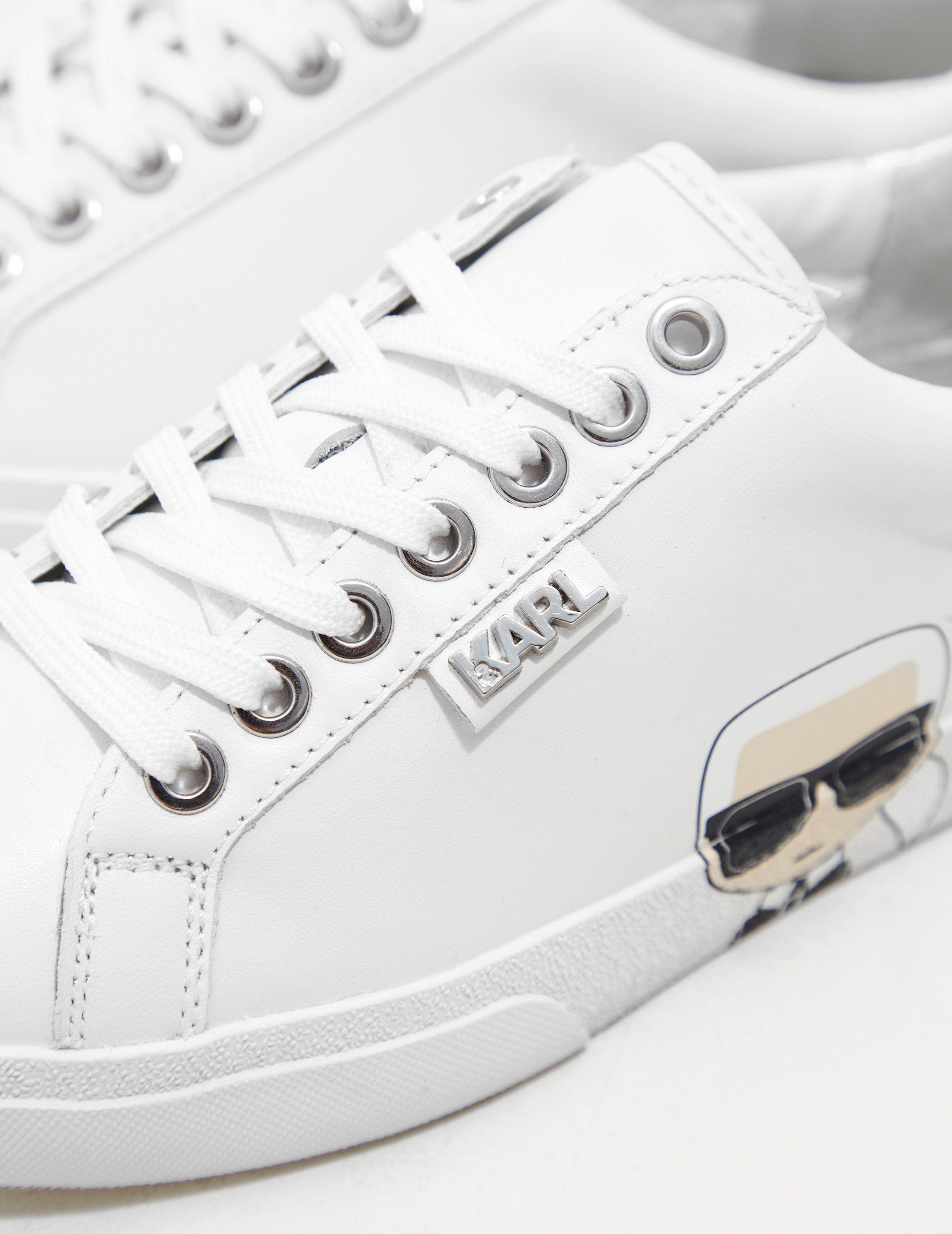 Karl Lagerfeld Skool Ikon Trainers