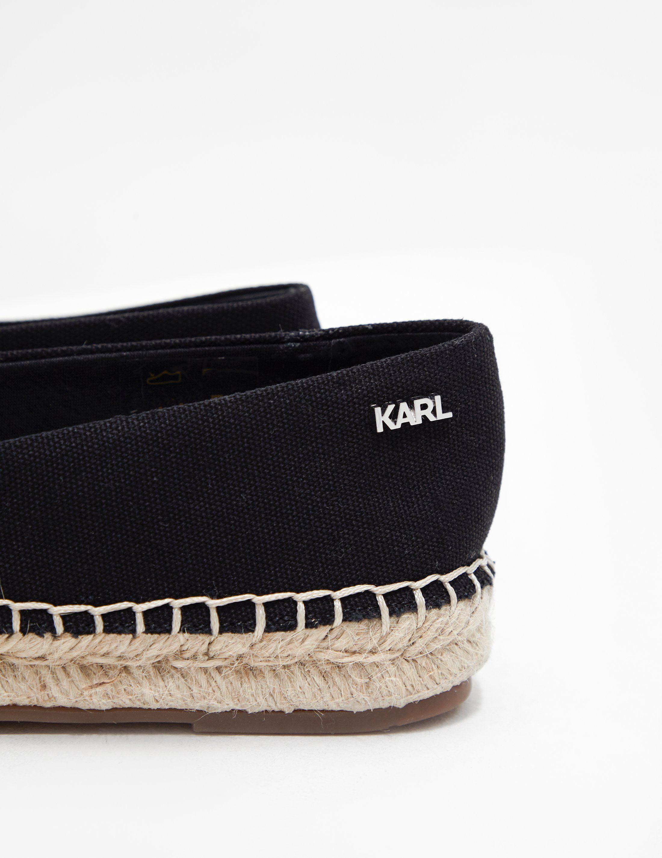 Karl Lagerfeld Kamini Espadrilles