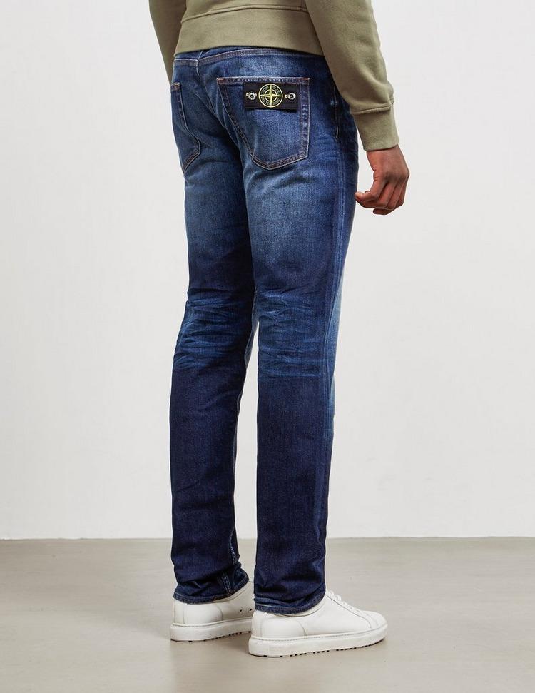 Stone Island Regular Straight Vintage Jeans
