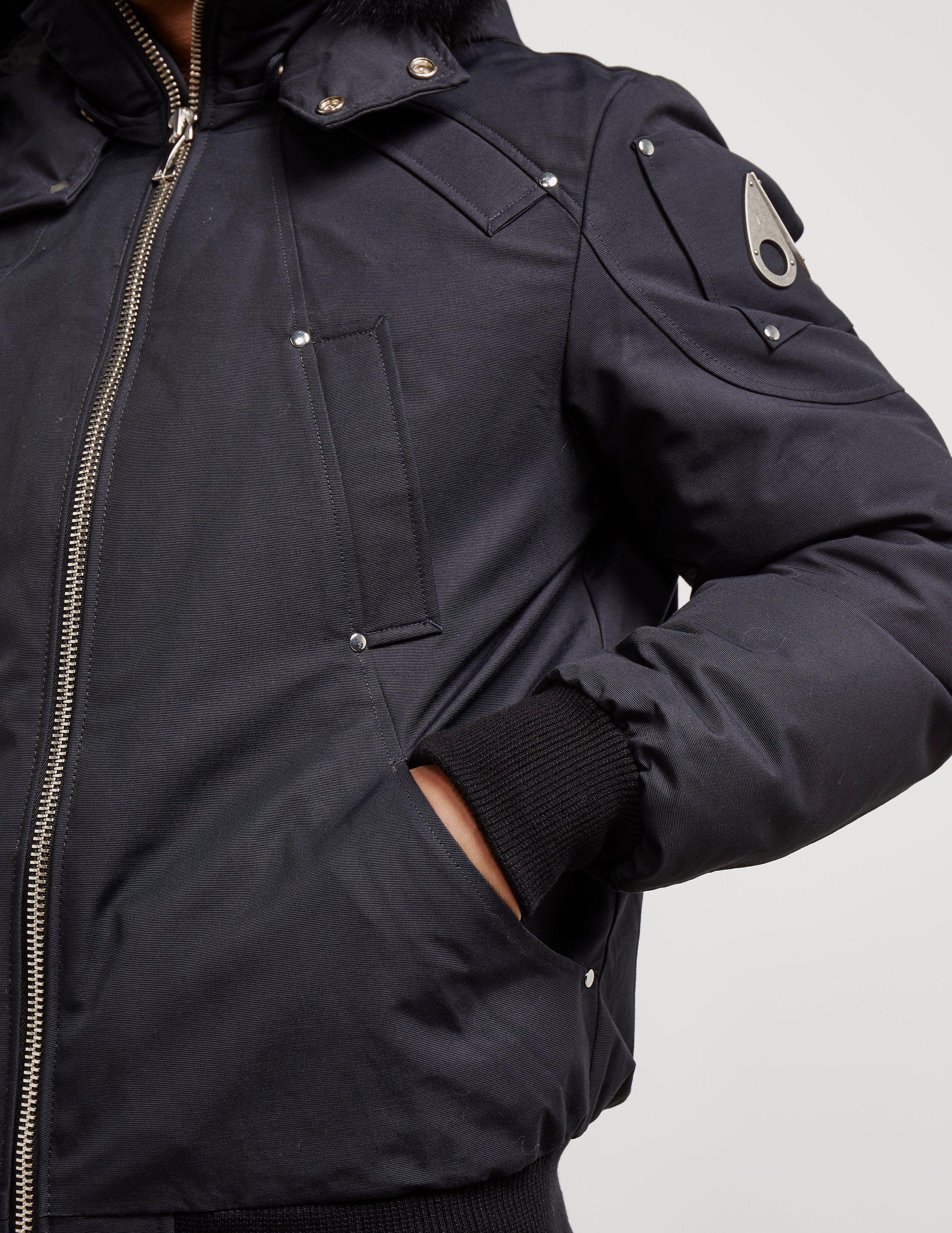 Moose Knuckles Ballistic Bomber Jacket - Online Exclusive