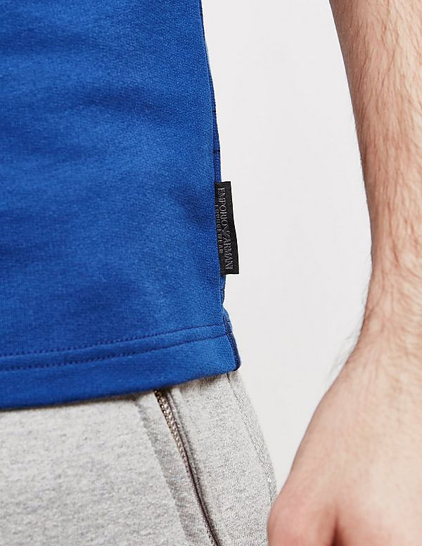 Emporio Armani Back Print Short Sleeve T-Shirt