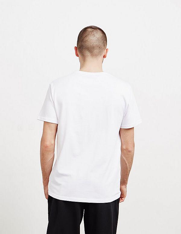 Emporio Armani Italy Logo Short Sleeve Logo T-Shirt