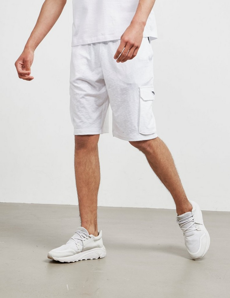 Emporio Armani Loungewear Loungewear Tape Cargo Shorts