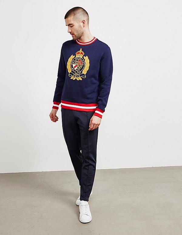 Polo Ralph Lauren Crest Tipped Sweatshirt