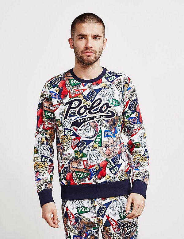 Polo Ralph Lauren Mascot Sweatshirt