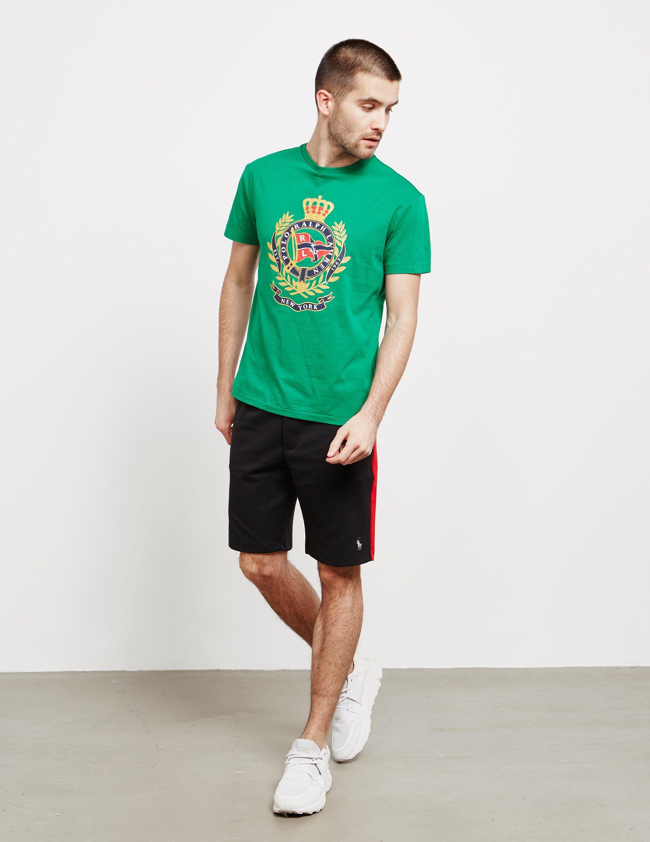 Polo Ralph Lauren Side Stripe Shorts - Online Exclusive