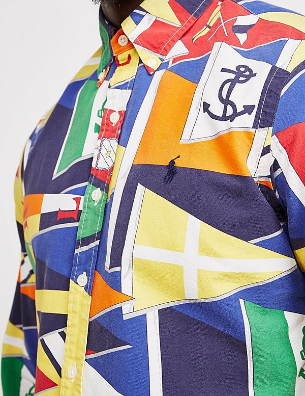 Polo Ralph Lauren Burgee Long Sleeve Shirt