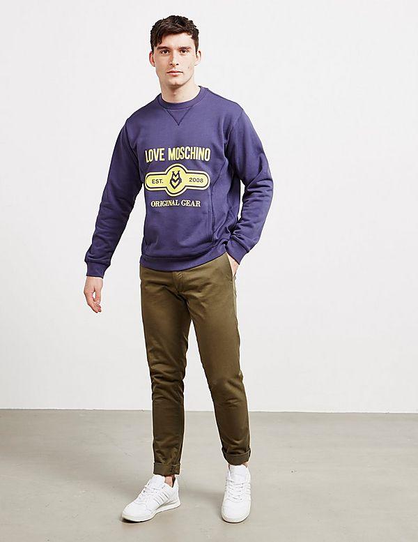 Love Moschino Pill Gear Sweatshirt