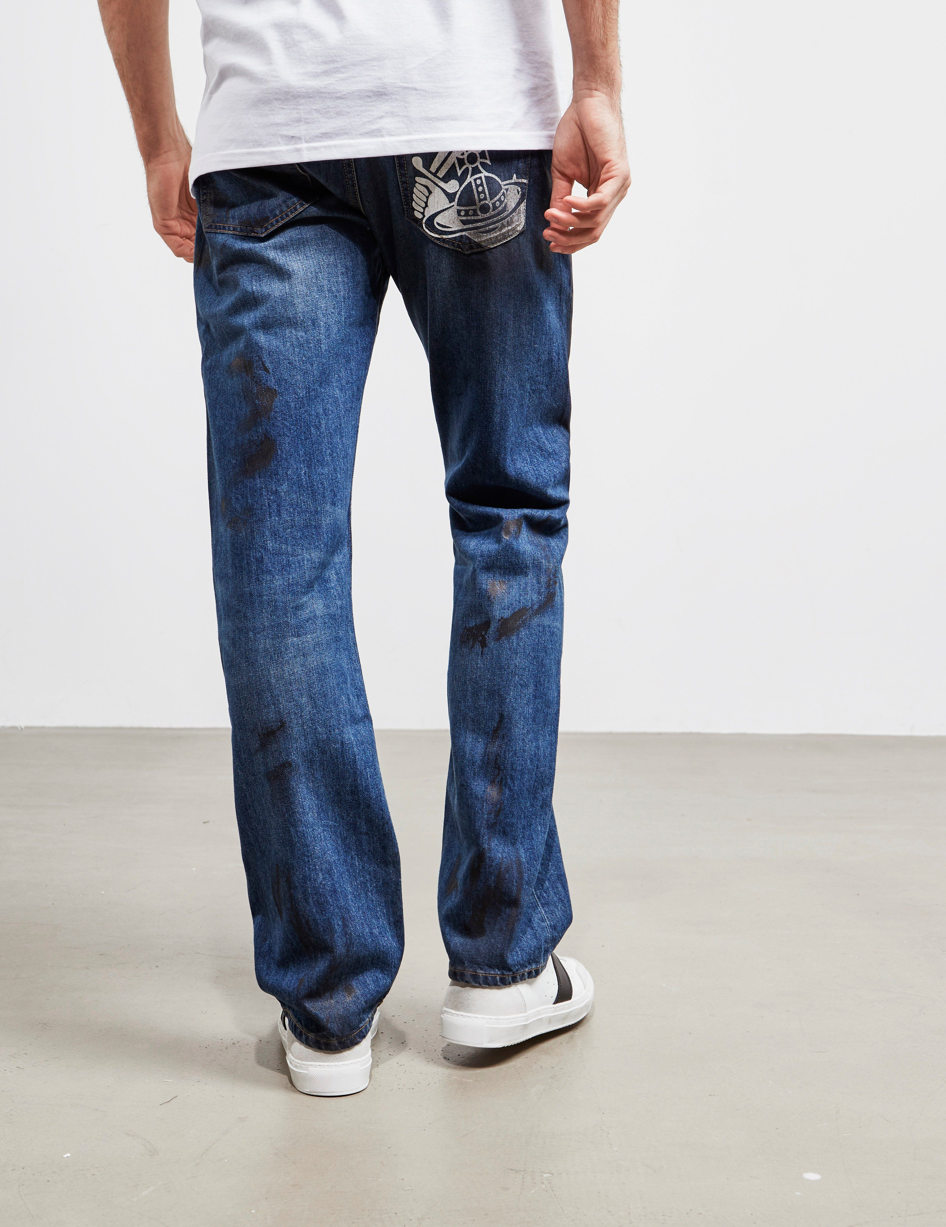 Vivienne Westwood Anglomania Harris Jeans