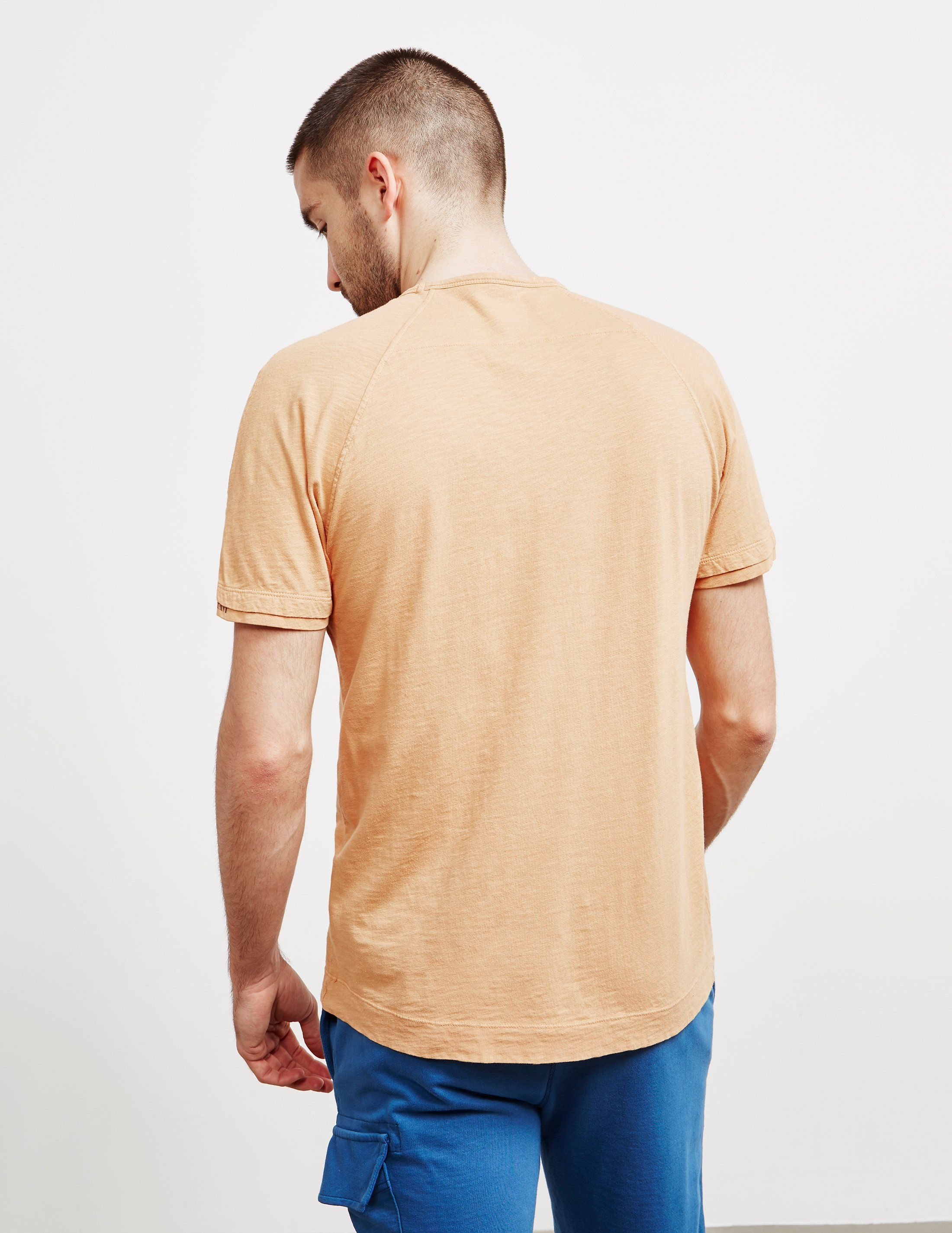 CP Company Centre Logo Short Sleeve T-Shirt