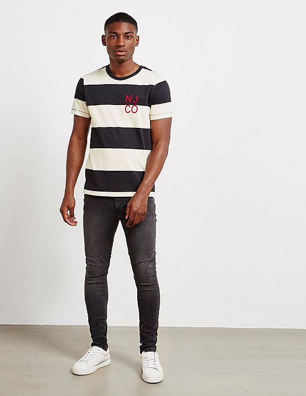 Ksubi Winkle Distressed Skinny Jeans