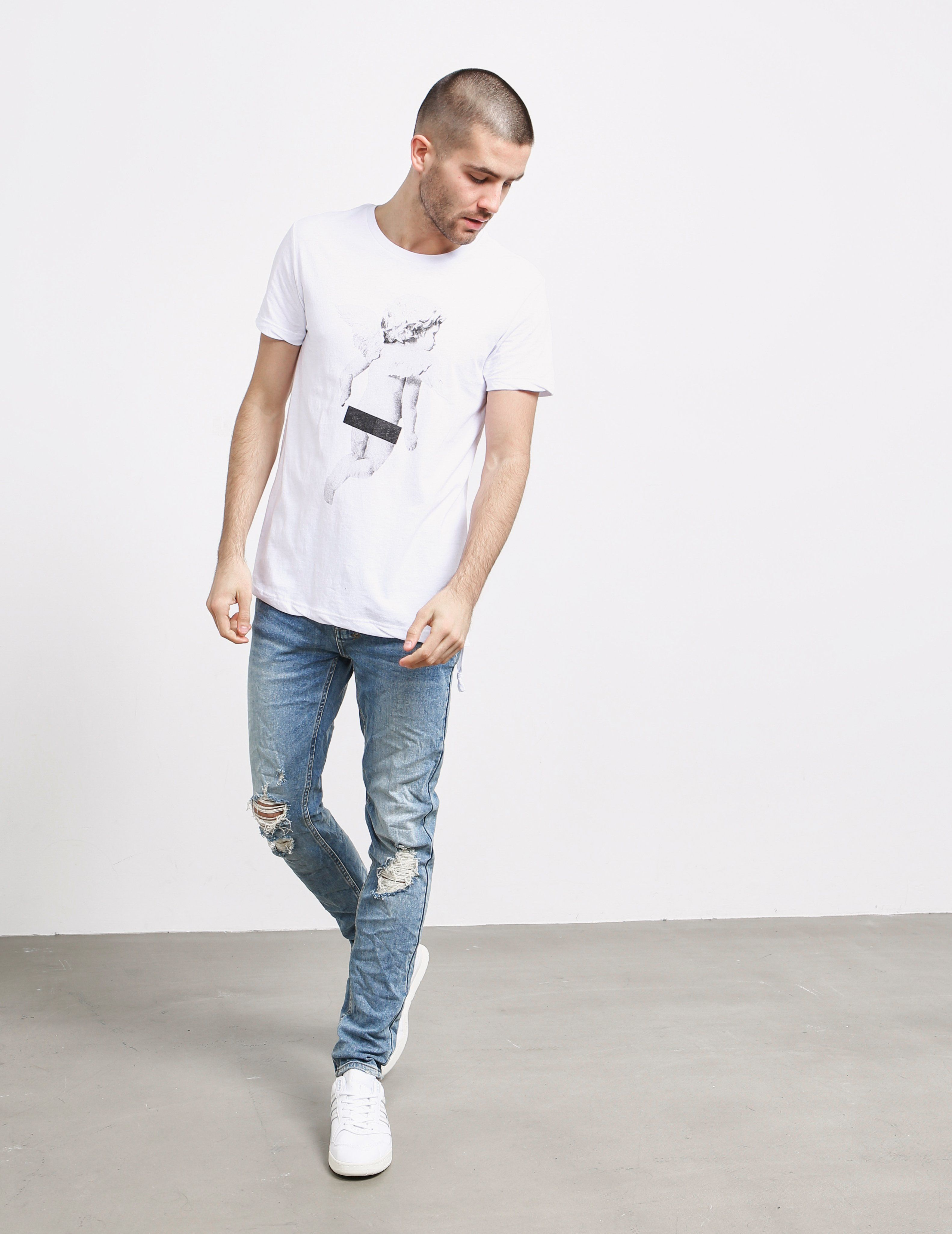 Ksubi Cupid Short Sleeve T-Shirt - Online Exclusive