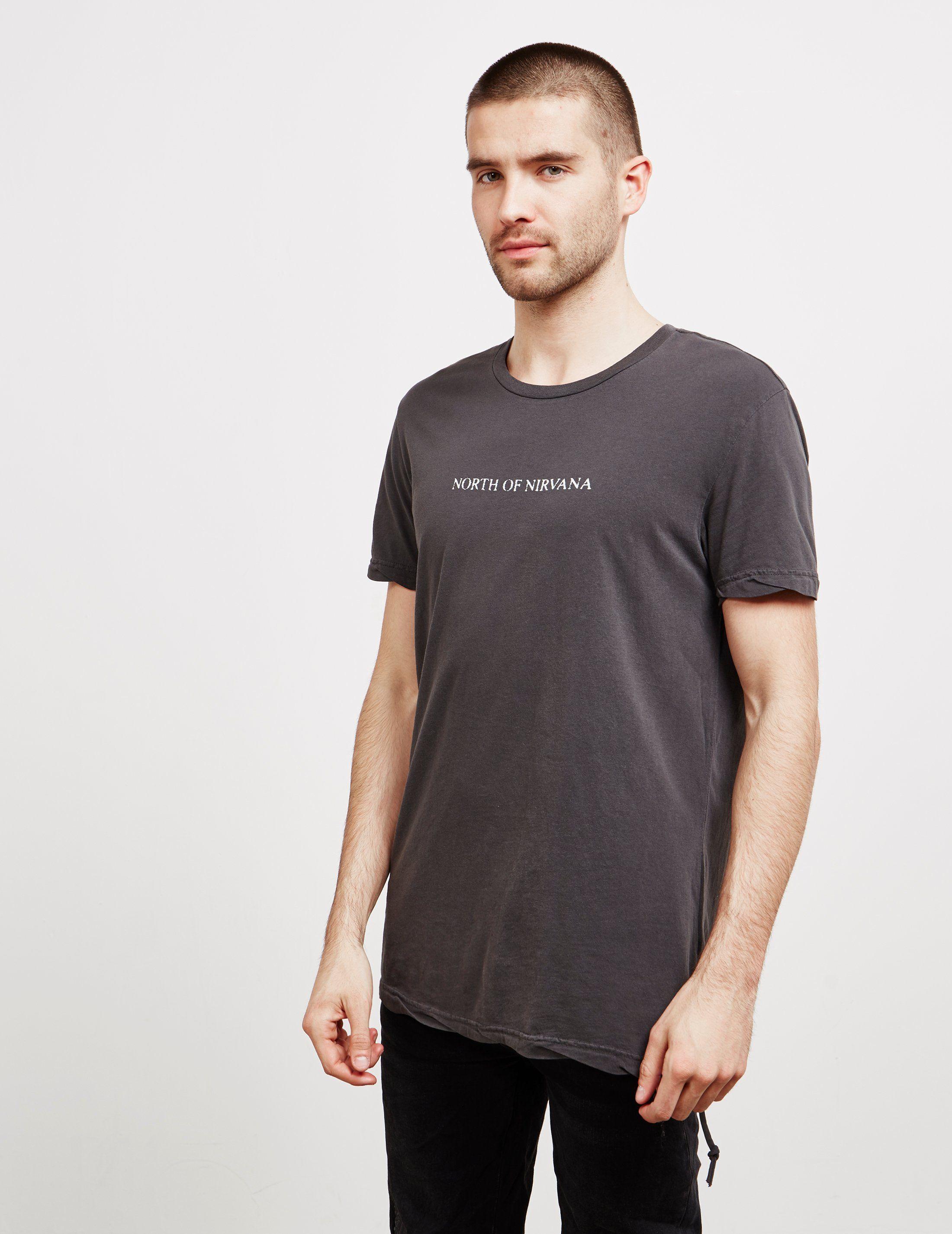 Ksubi Nirvana Short Sleeve T-Shirt