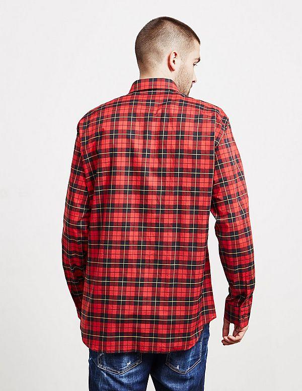 Dsquared2 Tartan Long Sleeve Shirt - Online Exclusive