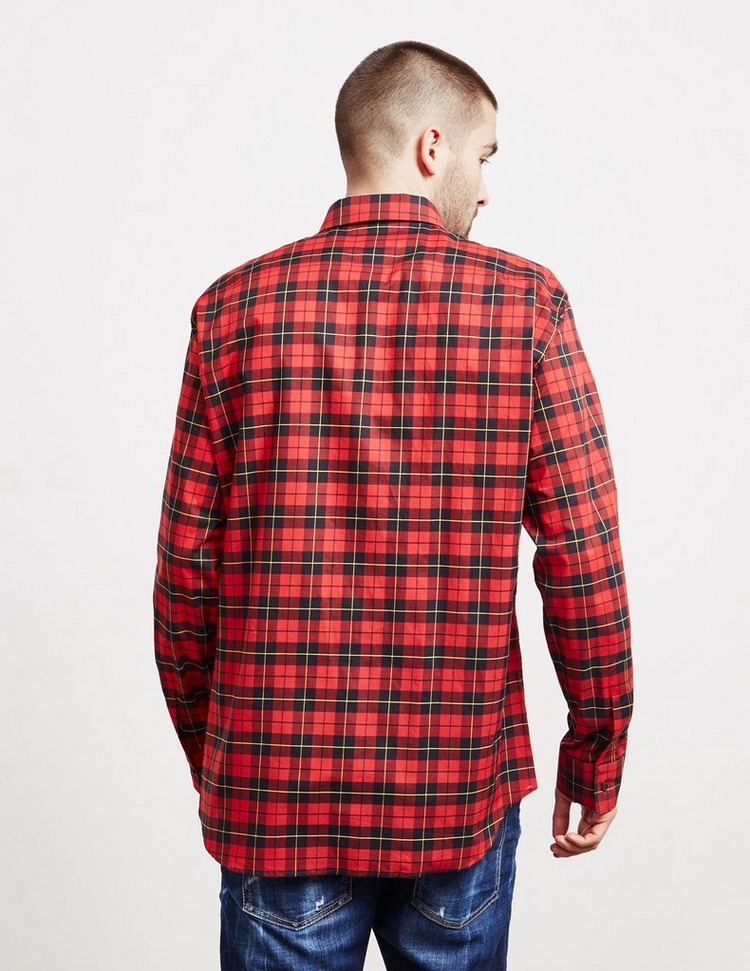 Dsquared2 Tartan Long Sleeve Shirt - Online Exclusive