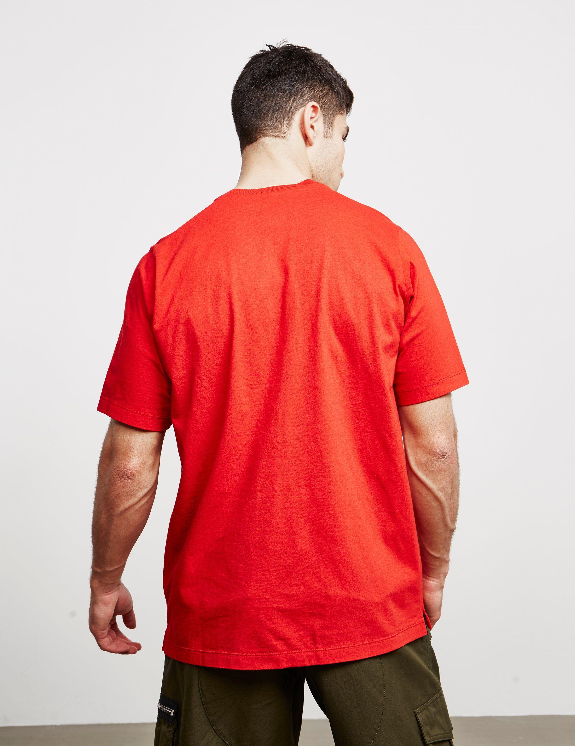 Dsquared2 Letter Logo Short Sleeve T-Shirt
