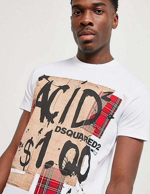 Dsquared2 Acid Short Sleeve T-Shirt - Online Exclusive