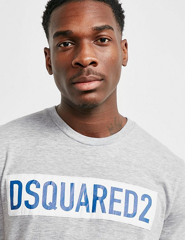 Dsquared2 Paper Logo Short Sleeve T-Shirt
