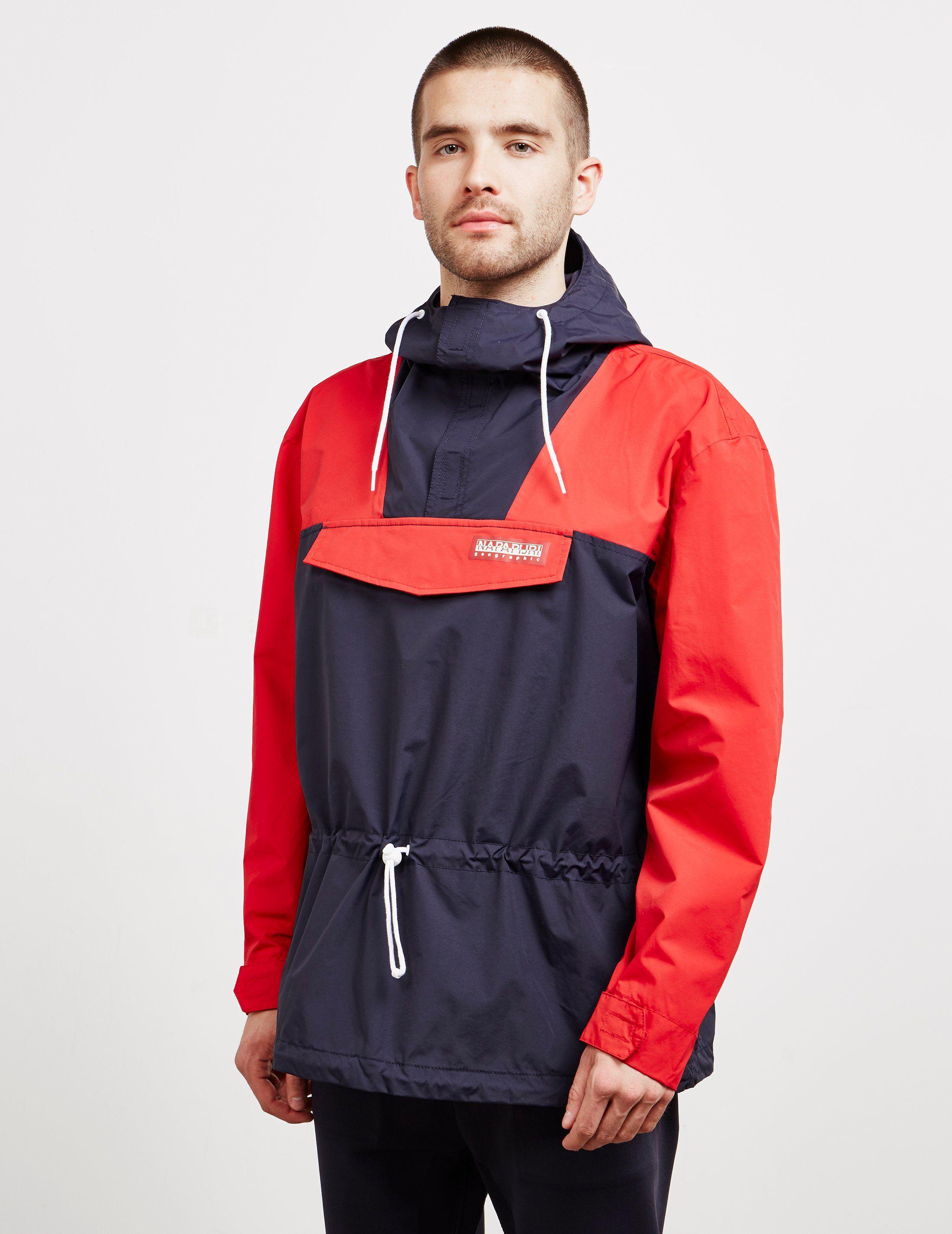 Napapijri Skidoo Overhead Lightweight Jacket