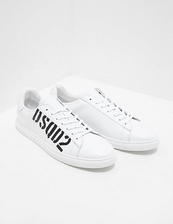 Dsquared2 Tennis Logo Trainers