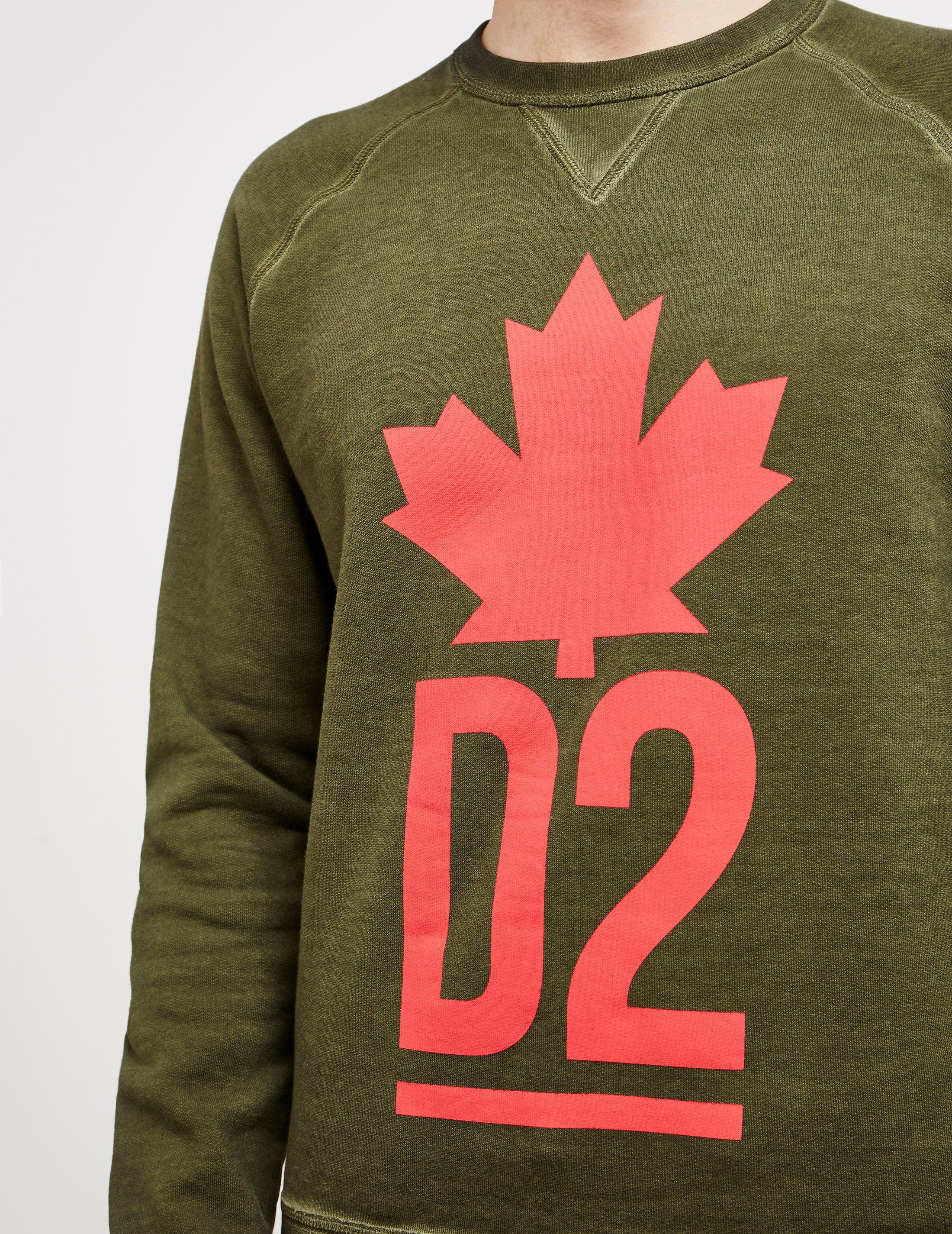Dsquared2 Maple Sweatshirt