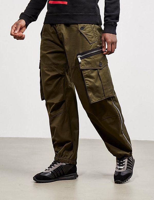 Dsquared2 Military Combat Pants
