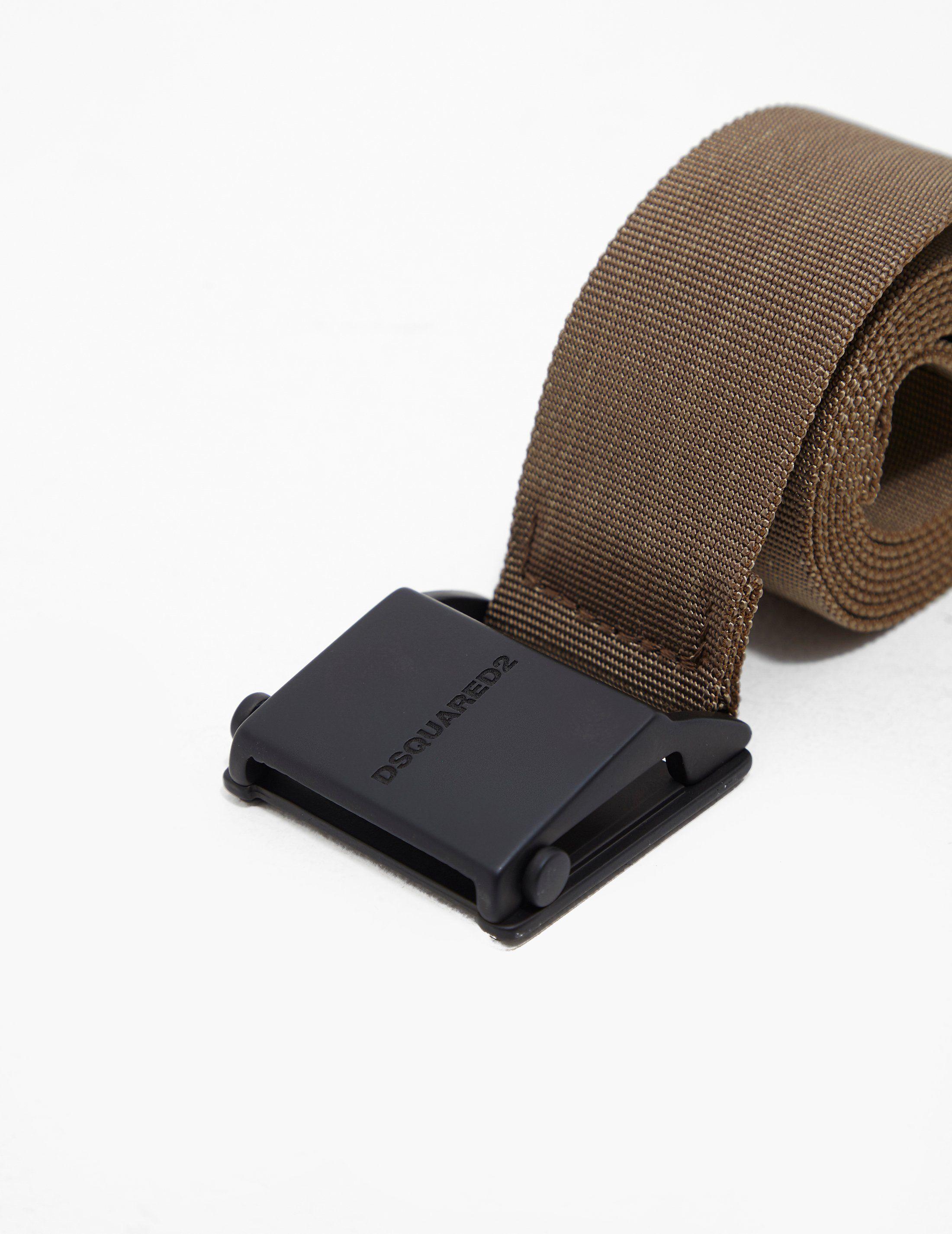 Dsquared2 Clasp Belt