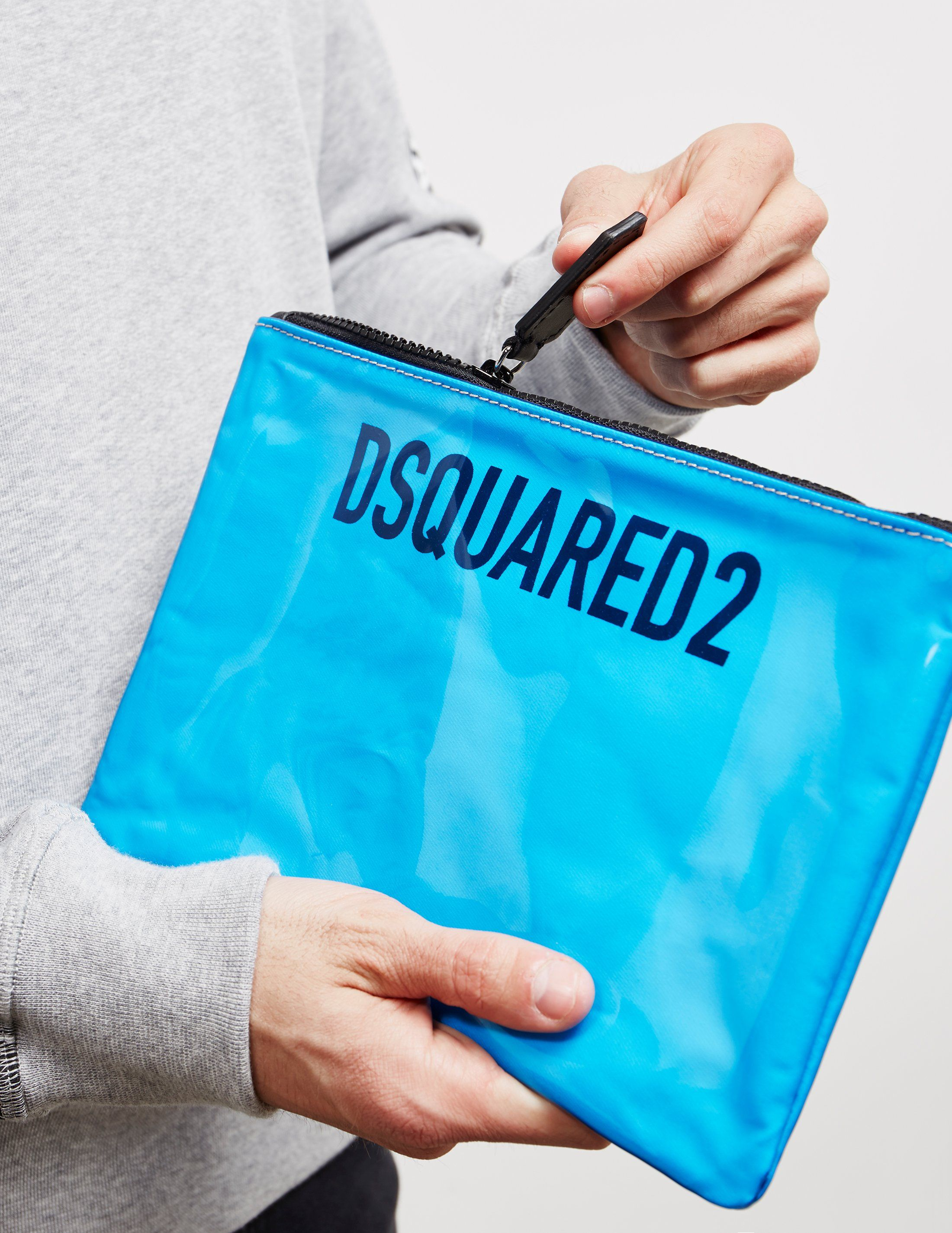 Dsquared2 PVD Pouch Bag