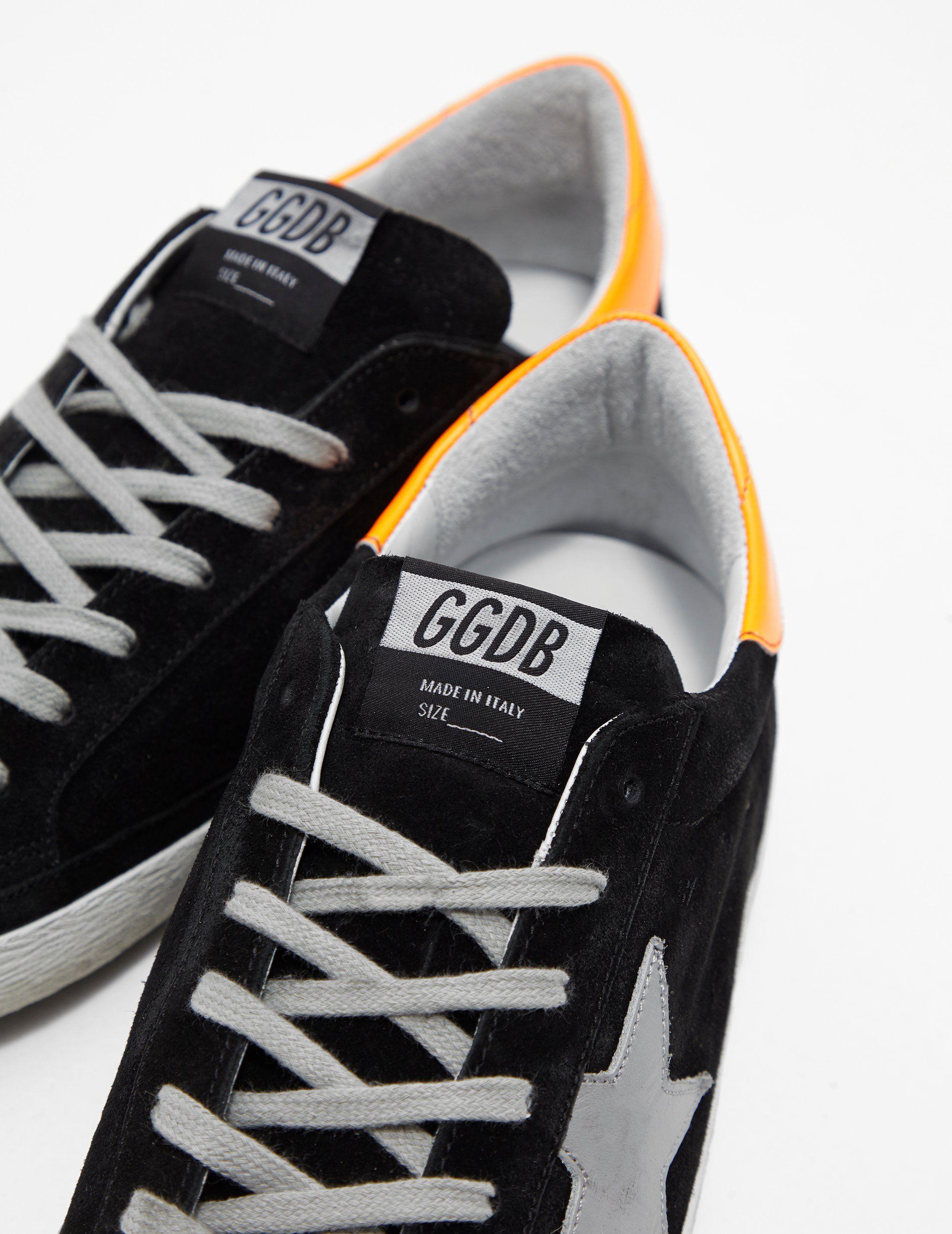 Golden Goose Deluxe Brand Superstar Trainers
