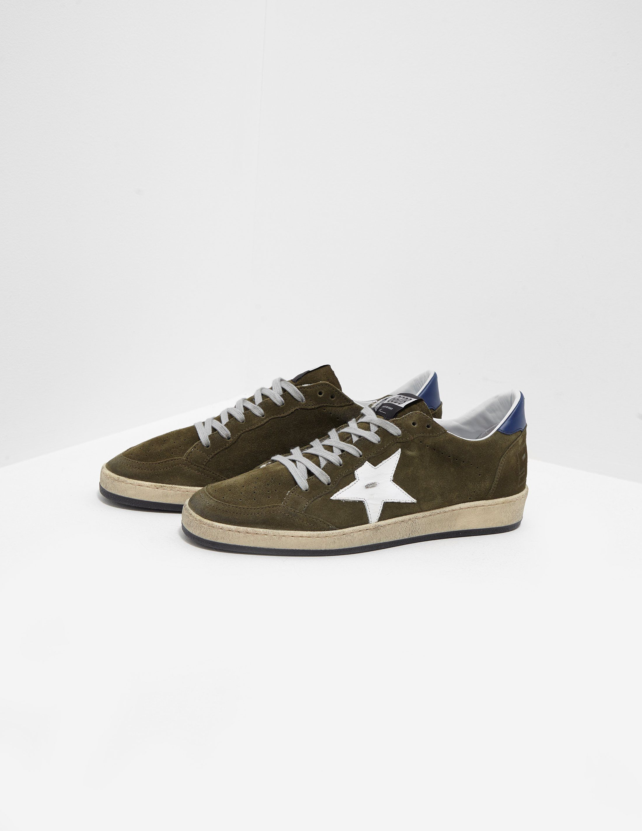 Golden Goose Deluxe Brand Ball Trainers