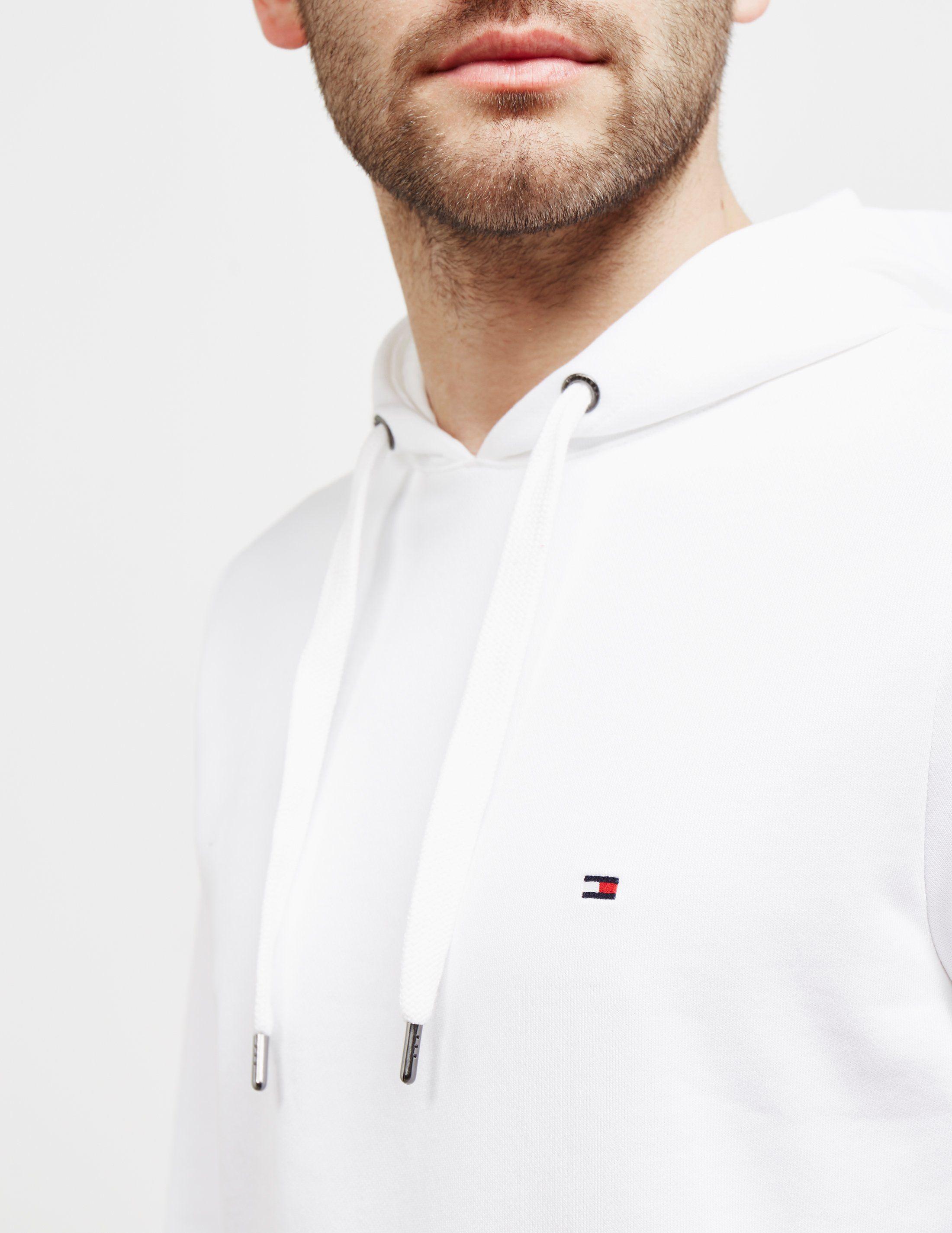 Tommy Hilfiger Overhead Back Logo Hoodie