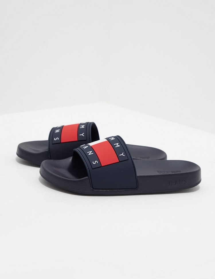Tommy Jeans Flag Slides Women's