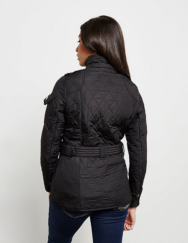 Barbour International Tourer Polar Quilted Jacket