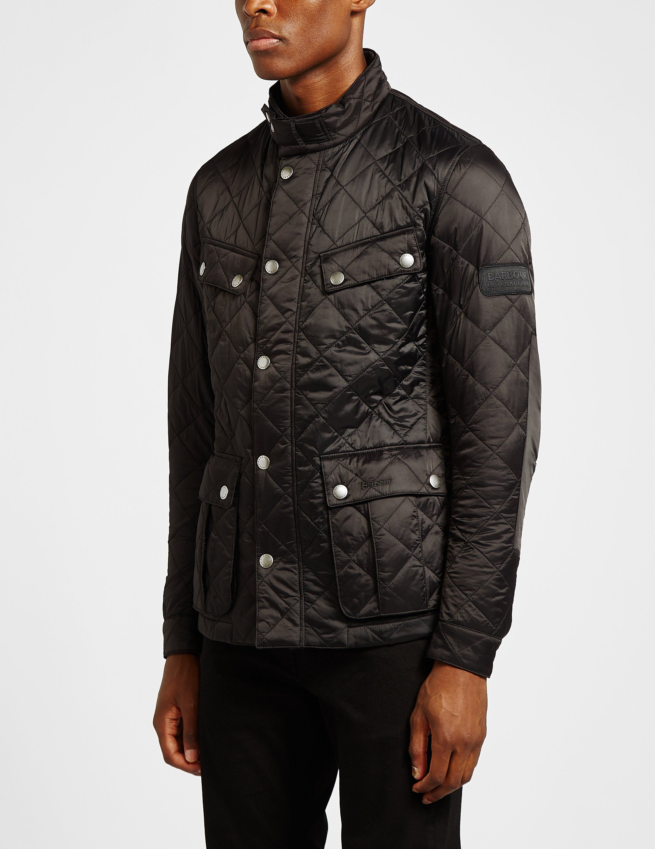 Barbour International Ariel Quilted Jacket