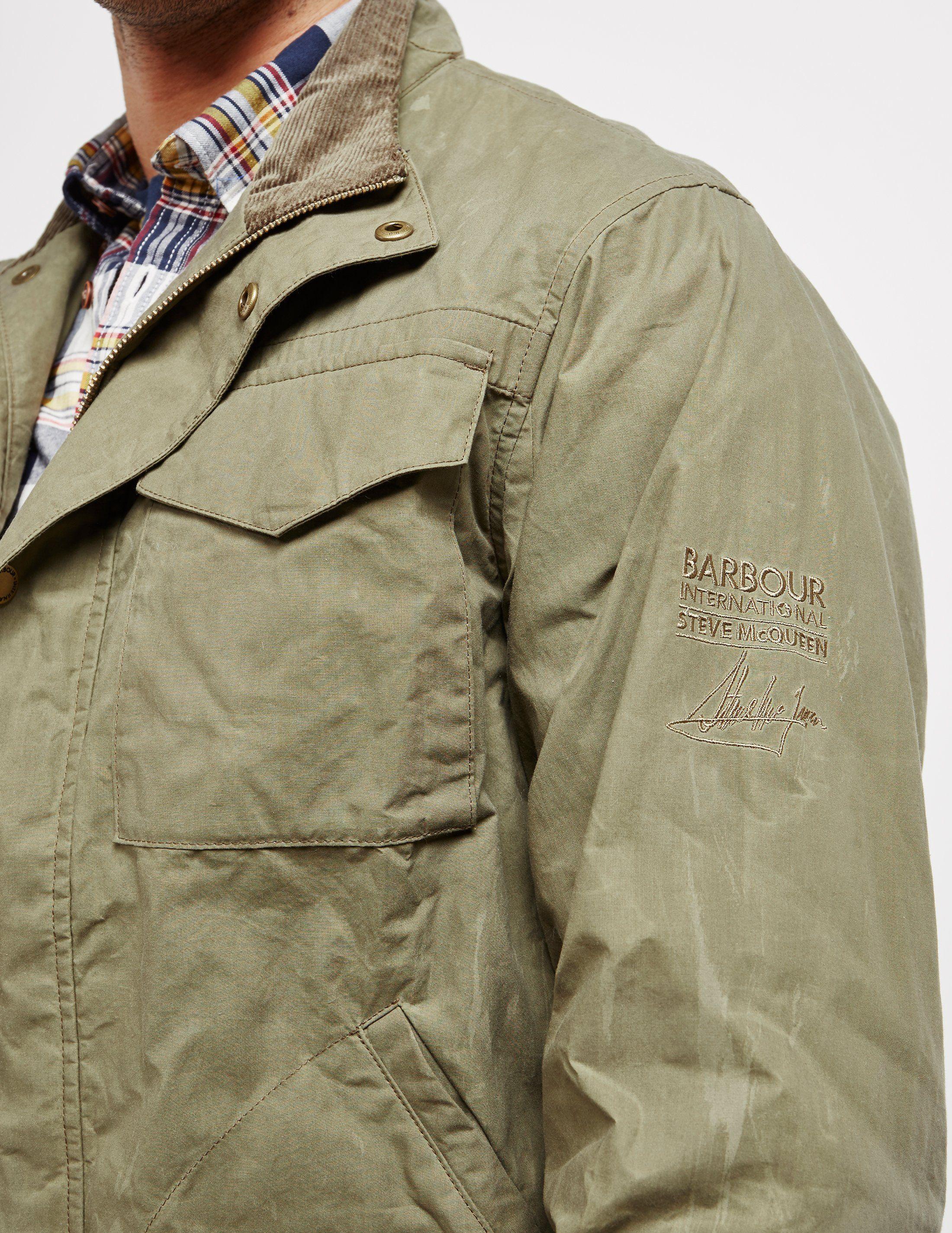 Barbour Steve McQueen Major Jacket