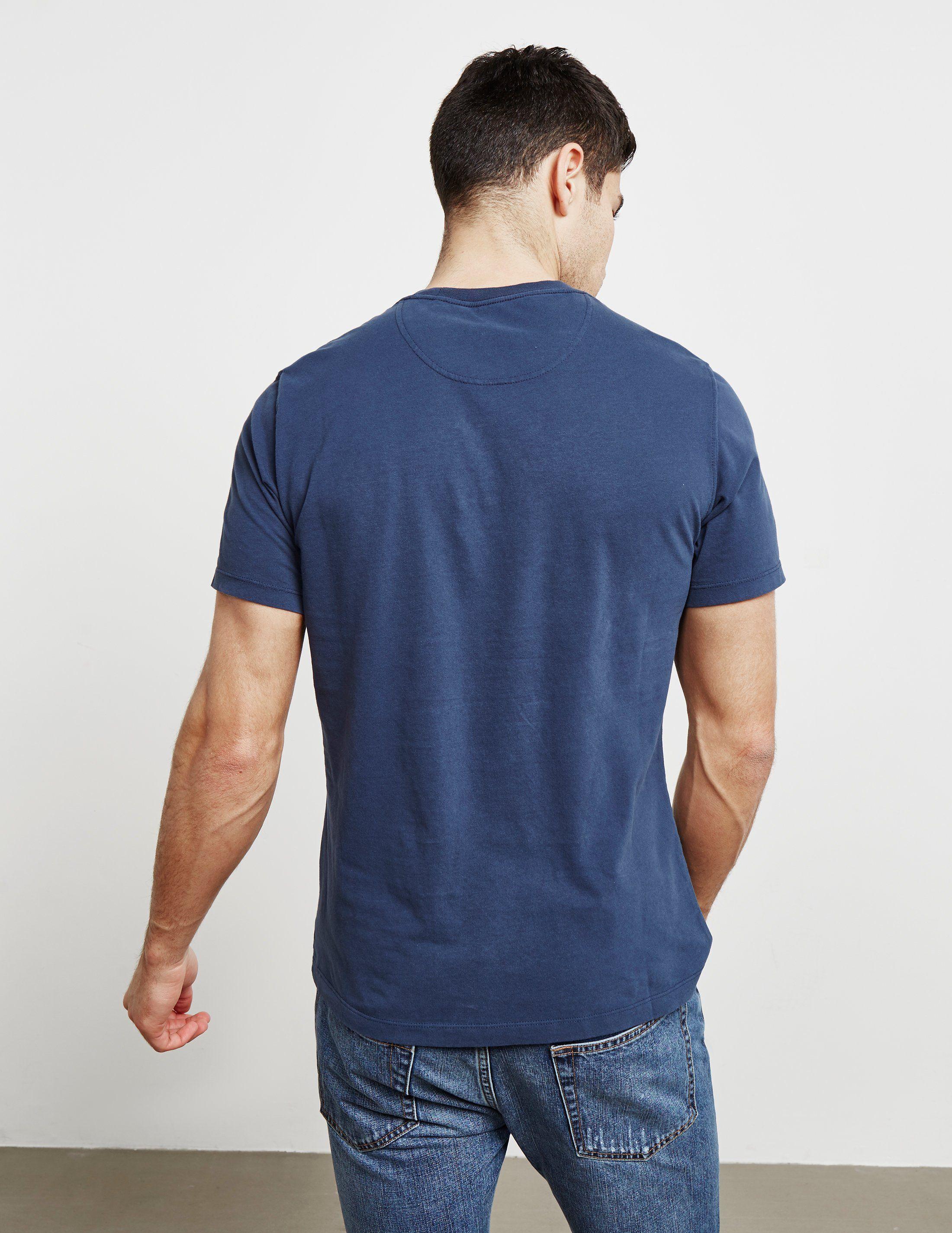 Barbour International McQueen Short Sleeve T-Shirt